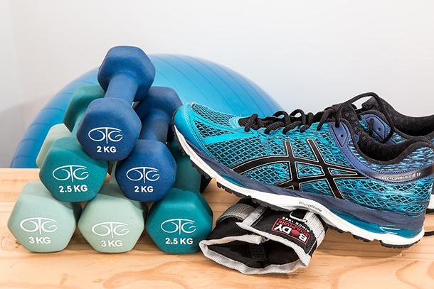 Stay Fit Long Term Travel: Pack workout tools