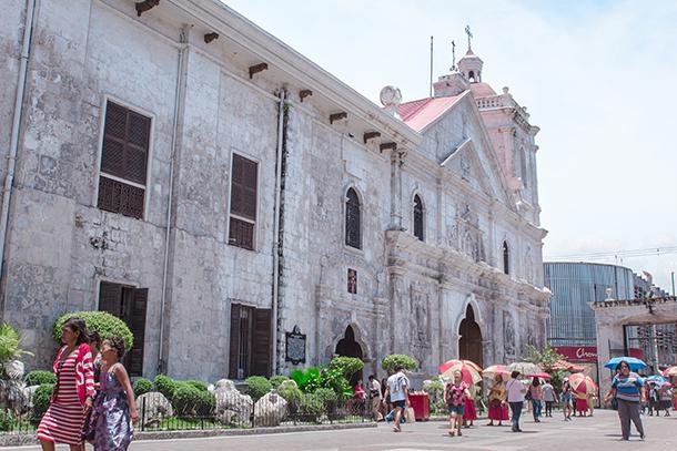 Cebu Day Tour Basílica Minore del Santo Niño