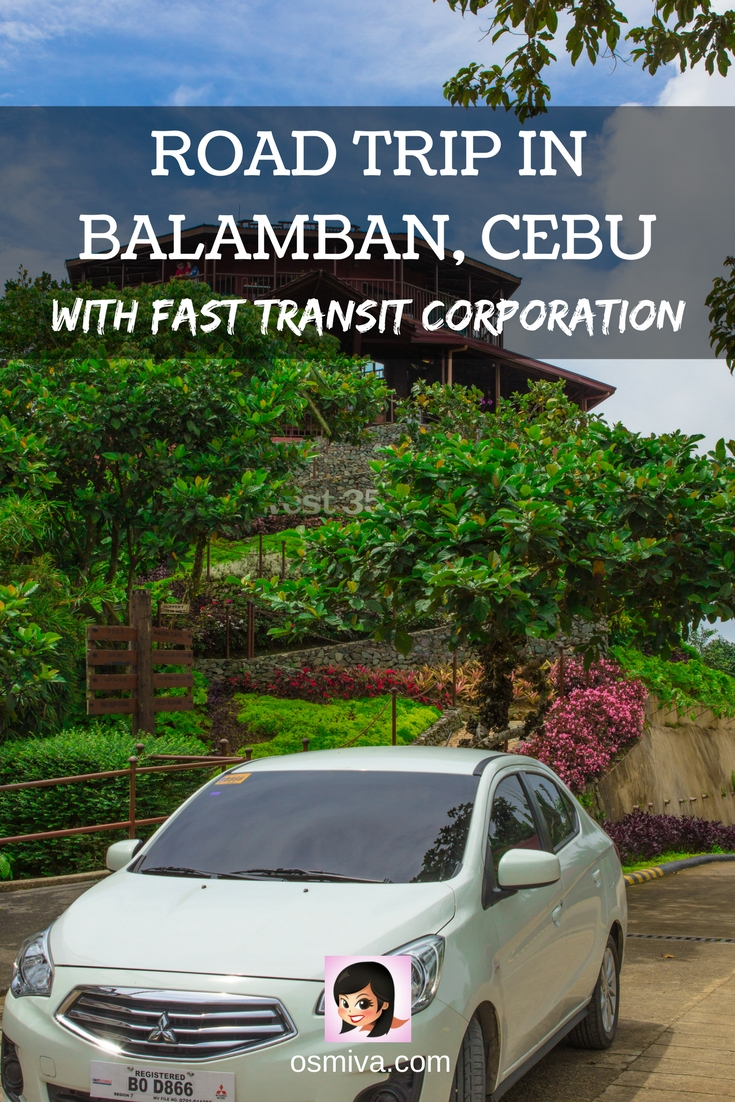 Balamban Cebu Road Trip with Fast Transit Corporation #cebu #philippines #balambancebu #roadtrip #ceburoadtrip #carrentals #osmiva