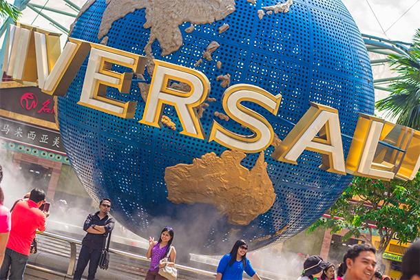 Things to Do Singapore: Universal Studios Singapore