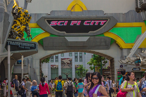 Things to Do Singapore: Universal Studios Singapore