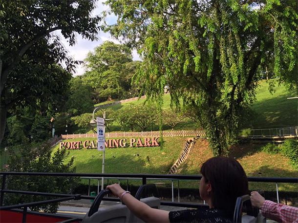 Things to Do Singapore: Hop On Hop Off Bus Tour