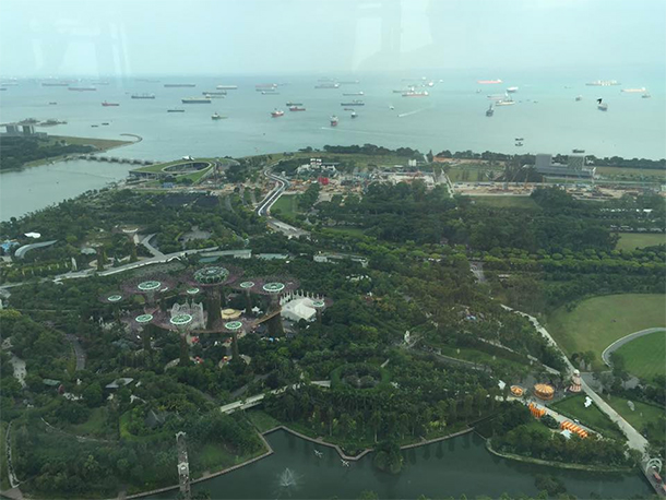 Things to Do Singapore: Marina Bay Sands