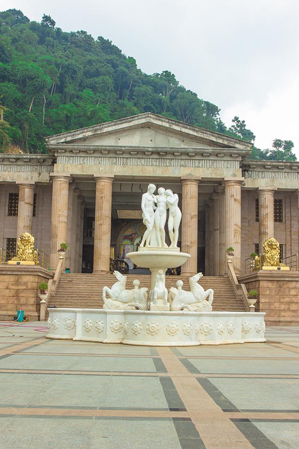 Balamban Cebu Road Trip Temple of Leah