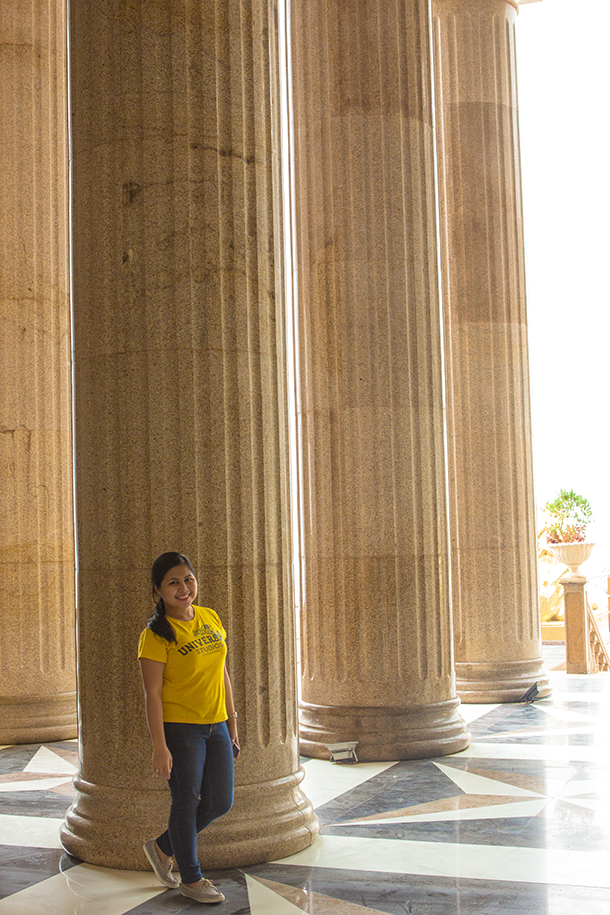 Balamban Cebu Road Trip Temple of Leah