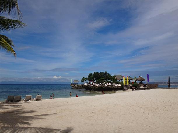 Cebu Philippines Photos Camotes Island Mangodlong Rock