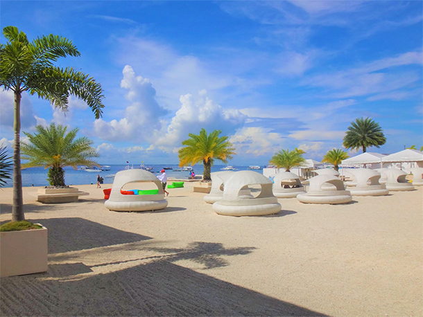Cebu Philippines Photos Be Resort Beach Front