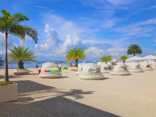 Cebu Philippines Photos Be Resort Beach Front
