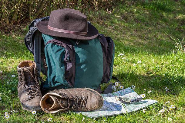 Kind of Traveler: The Backpacker