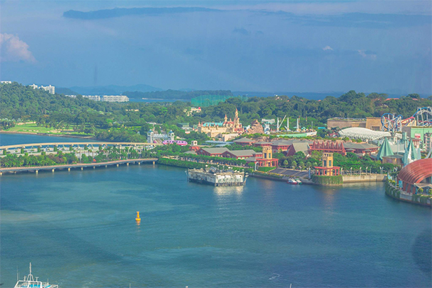 Things to Do Singapore: Singapore Sentosa