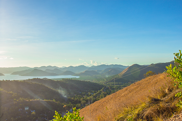 Palawan Philippines Photos: Mt Tapyas View Deck