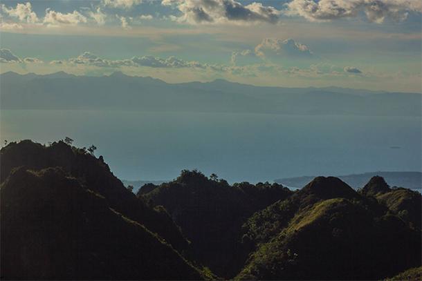 Osmeña Peak Hike: O Peak