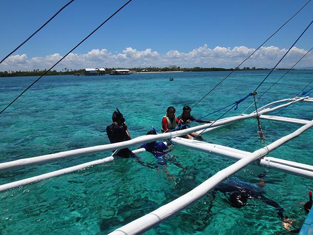 Island Hopping Mactan Cebu: Day Trip