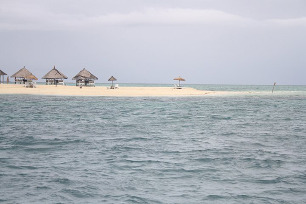 Island Hopping Mactan Cebu: Pandanon Island