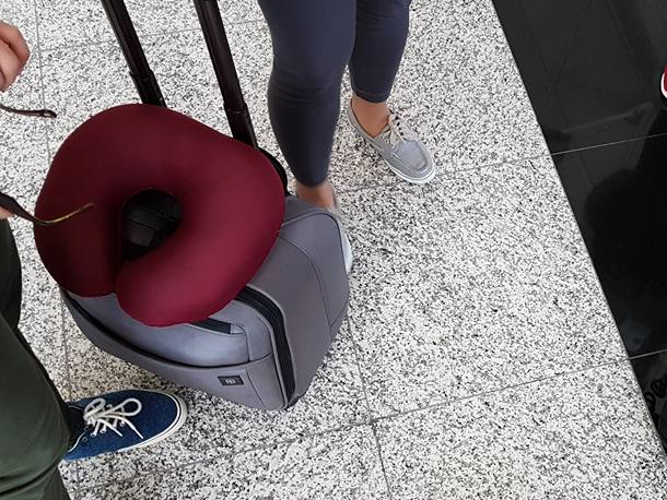 Pregnant Travel: Reason and How To Cope: Pillow