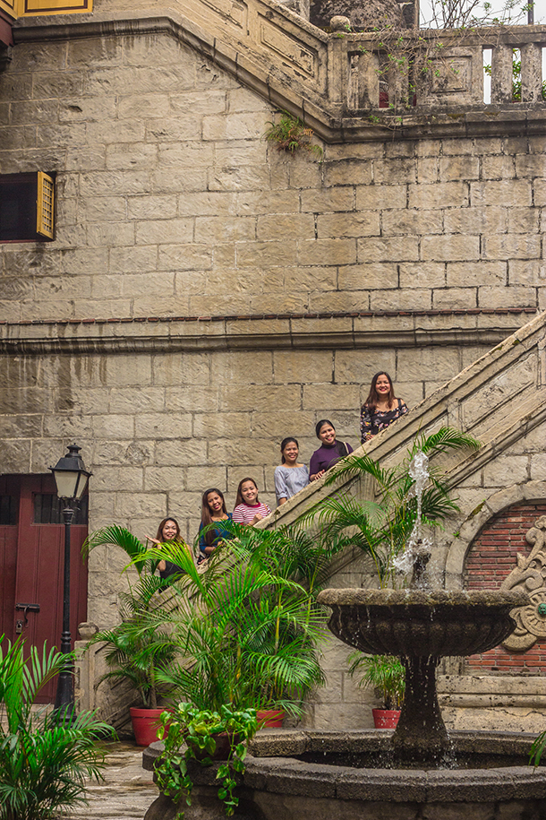 Intramuros Walking Tour: Casa Manila Museum