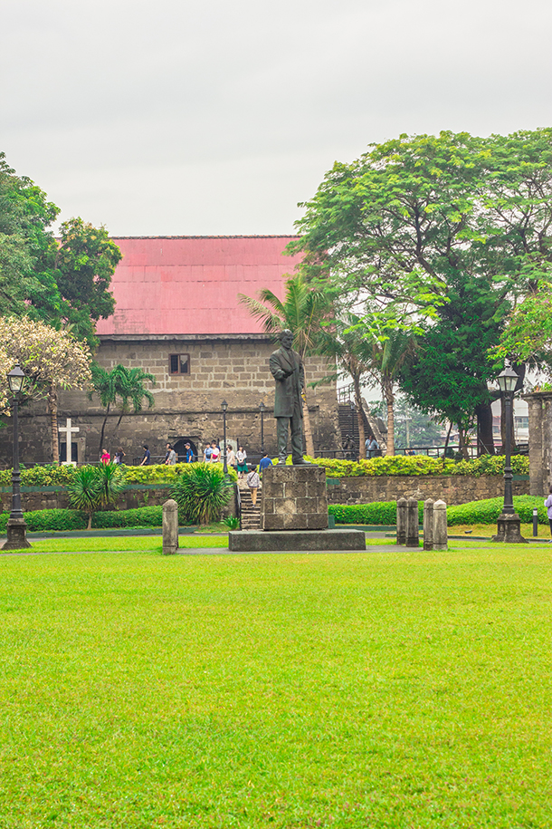 Intramuros Walking Tour: Plaza de Armas