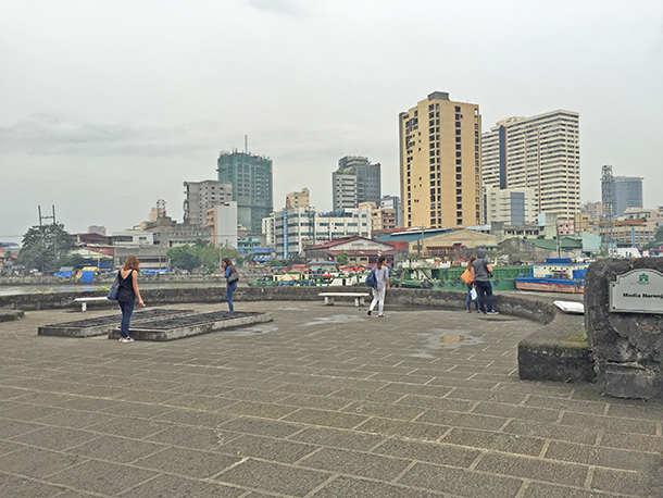 Intramuros Walking Tour: Media Naranja