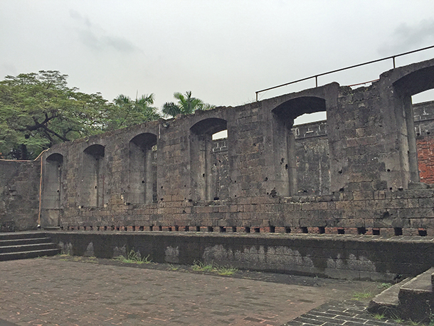 Intramuros Walking Tour: Rajah Sulayman Theater