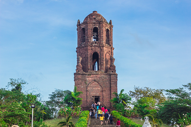 Vigan Tourist Spots: Bantay Watch Tower