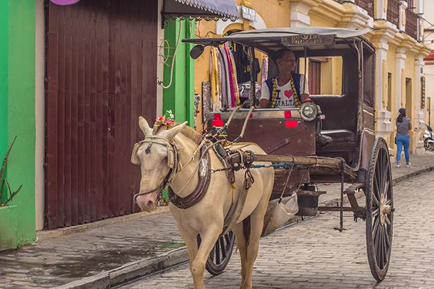 Vigan Tourist Spots: Vigan Kalesa