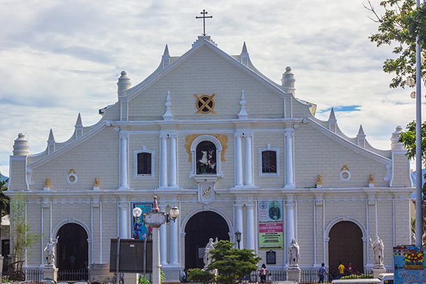 Vigan Tourist Spots: Saint Paul Cathedral (Vigan Cathedral)
