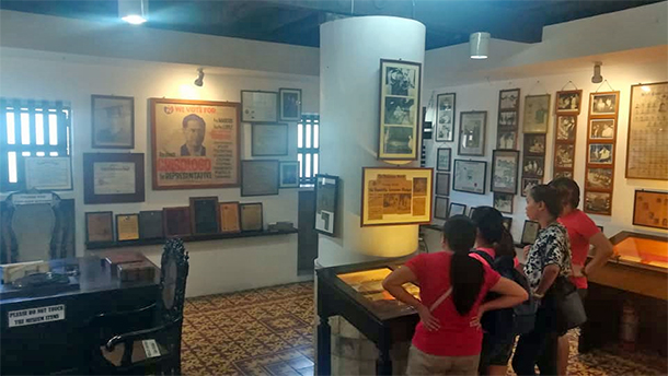 Vigan Tourist Spots: Crisologo Museum