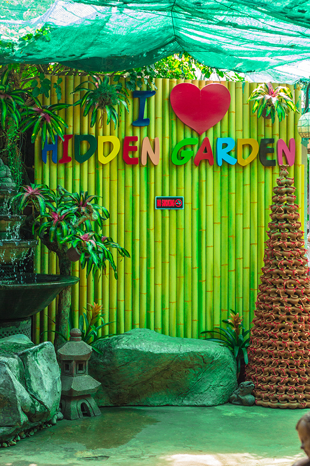 Vigan Tourist Spots: Hidden Garden