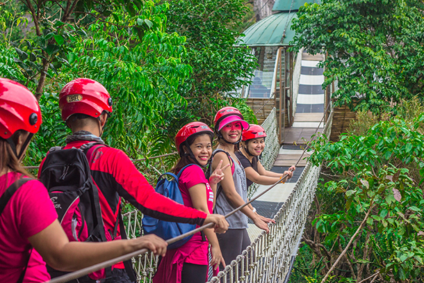 Masungi Georeserve Tips & Highlights: Hanging Bridge