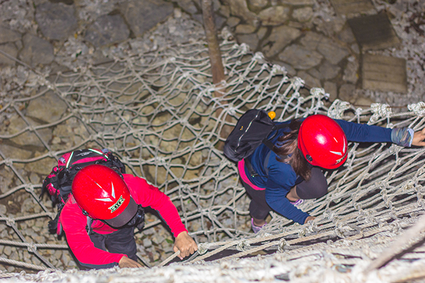Masungi Georeserve Tips & Highlights: First Rope Course