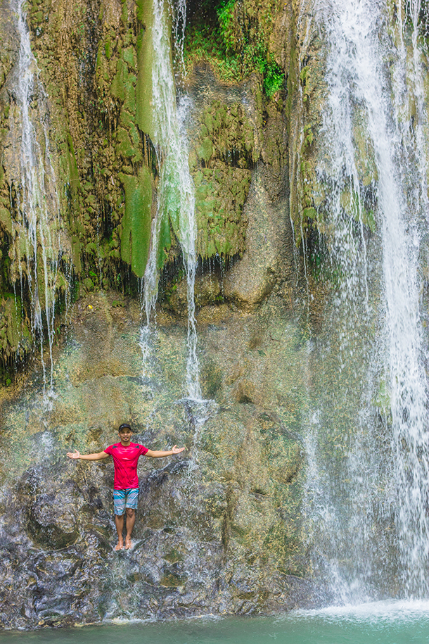 Daranak Falls: Photo Ops at the Falls