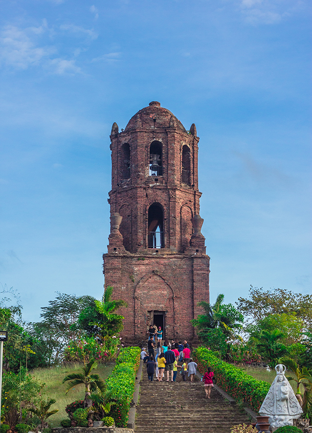 Ilocos Tour Photos: Bantay Bell Tower