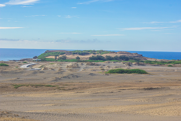 Ilocos Norte Tourist Spots: Ilocos Sand Dunes