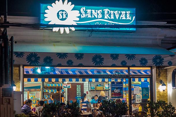 Restaurants in Dumaguete: Sans Rival Dumaguete