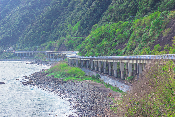 Ilocos Tour Photos: View at Patapat vViaduct