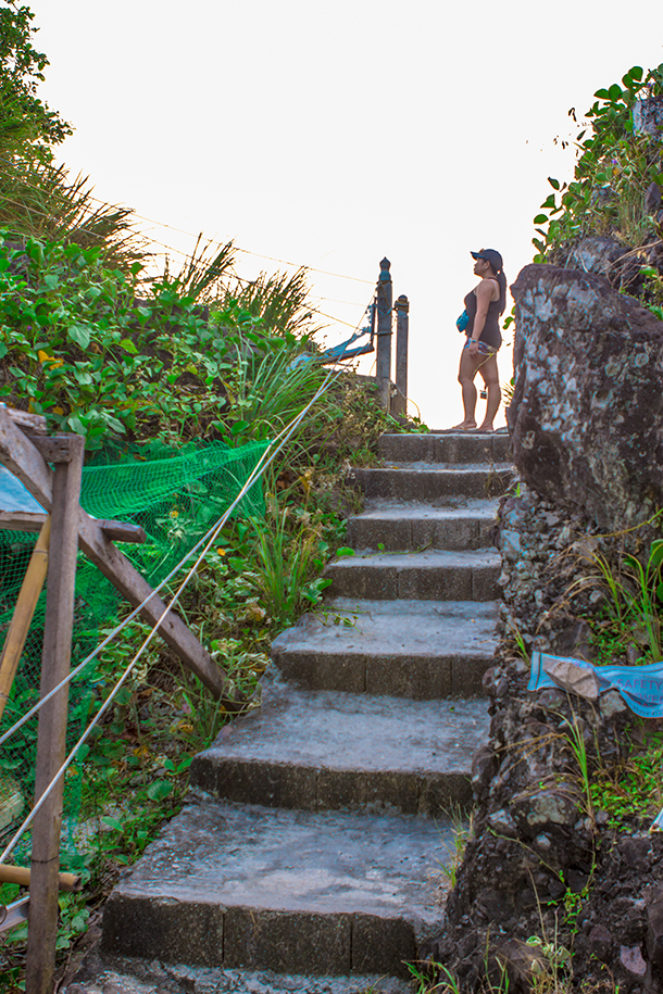 Sambawan Island Travel Guide: Trekking on Concrete Steps