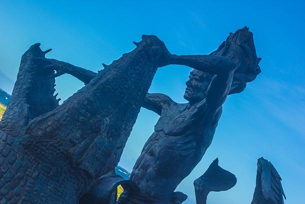 Ilocos Norte Tourist Spots: Biag ni Lam-Ang