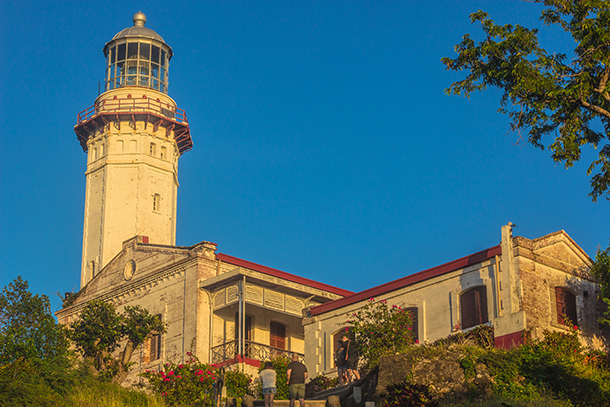 Ilocos Norte Tourist Spots: Cape Bojeador Lighthouse