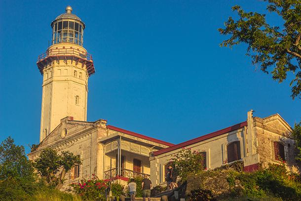 Ilocos Norte Tourist Spots: Cape Bojeador Lighthouse
