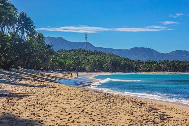 Ilocos Norte Tourist Spots: Saud Beach