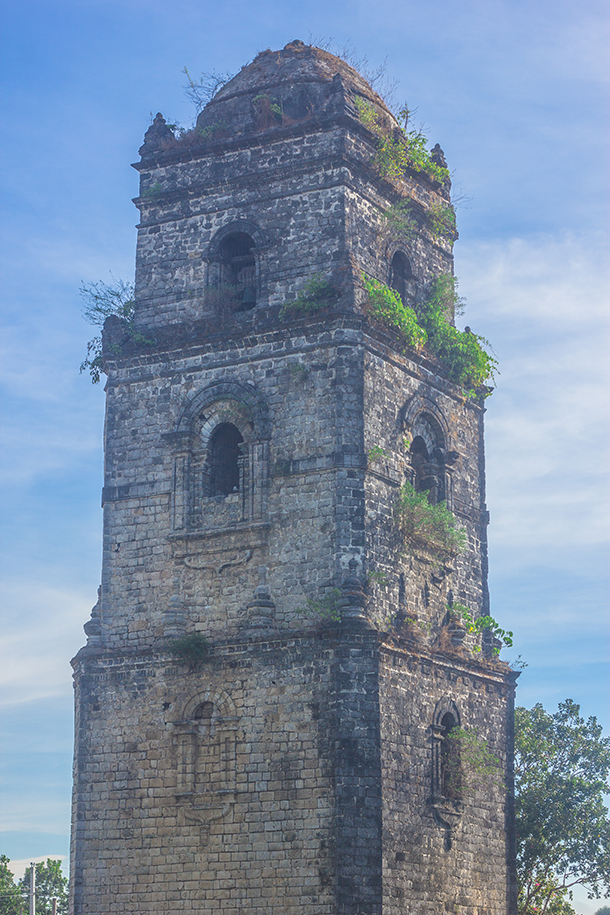 Ilocos Tour Photos: Paoay Church Belltower