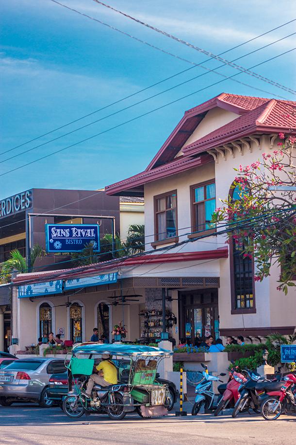 Restaurants in Dumaguete: Sans Rival Bistro Dumaguete