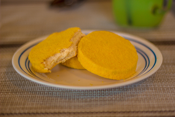 Restaurants in Dumaguete: Sans Rival Bistro Silvanas Butter