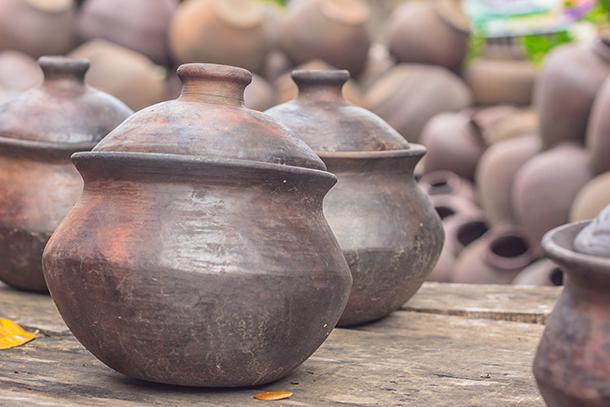 Ilocos Tour Photos: Pagburnayan Pots