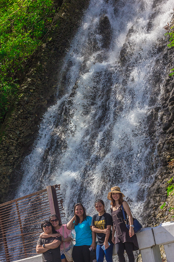Ilocos Norte Tourist Spots: Patapat Waterfalls