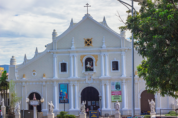 Ilocos Tour Photos: Vigan Cathedral