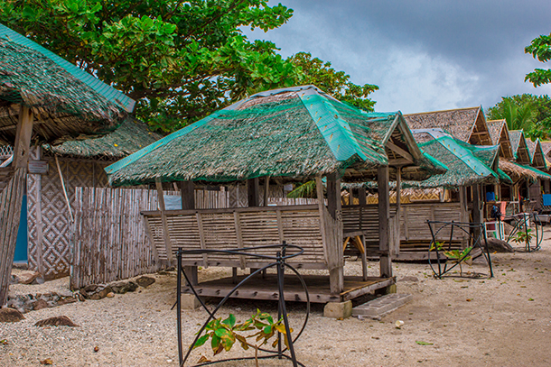 Sambawan Island Travel Guide: Cottage for Sitting