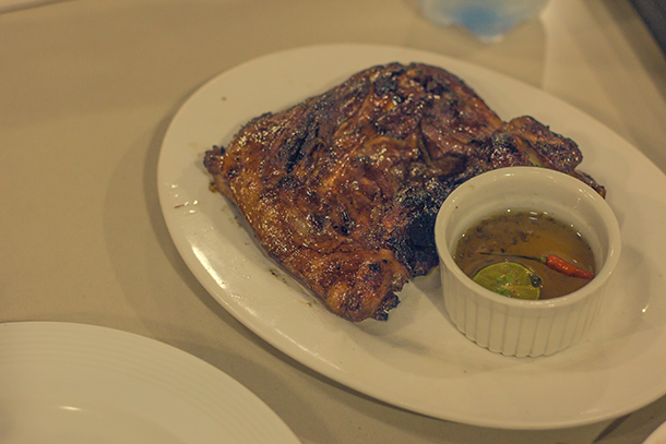 Restaurants in Dumaguete City: Sta. Teresa Resto Grilled Chicken