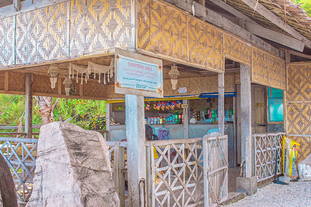 Sambawan Island Travel Guide: Canteen/ Convenience Store