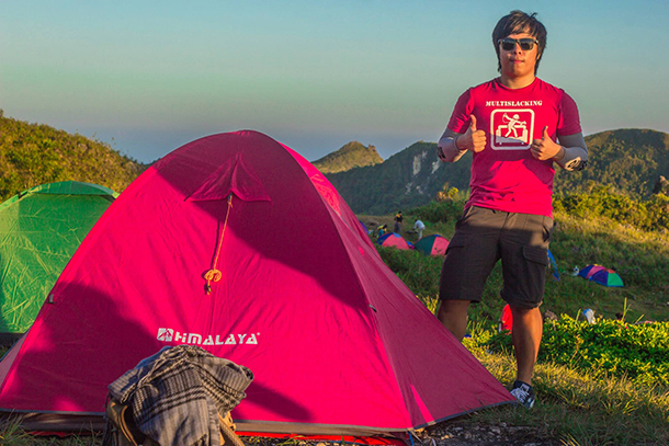 Mt. Pulag Ultimate Packing List: Four Seasons Tent